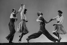 Lindy Hop dancers from time life magazine